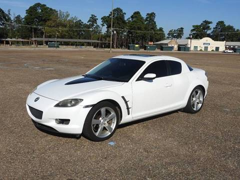 2006 Mazda RX-8 for sale in Tyler, TX
