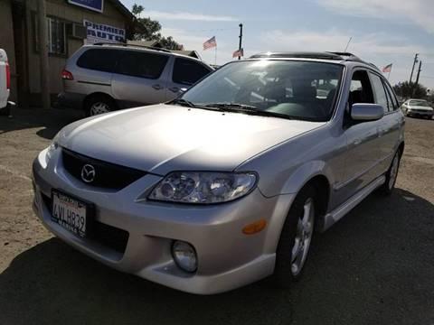 2002 Mazda Protege5 for sale in Modesto, CA