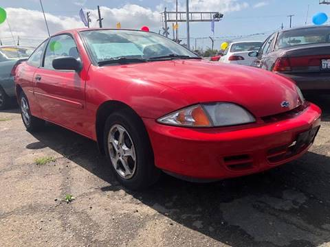 2000 Chevrolet Cavalier for sale at Premier Auto Sales in Modesto CA