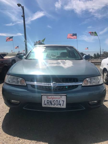 2001 Nissan Altima For Sale At Premier Auto Sales In Modesto CA