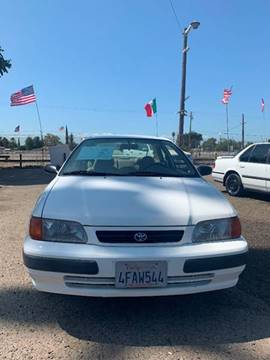 1997 Toyota Tercel for sale in Modesto, CA