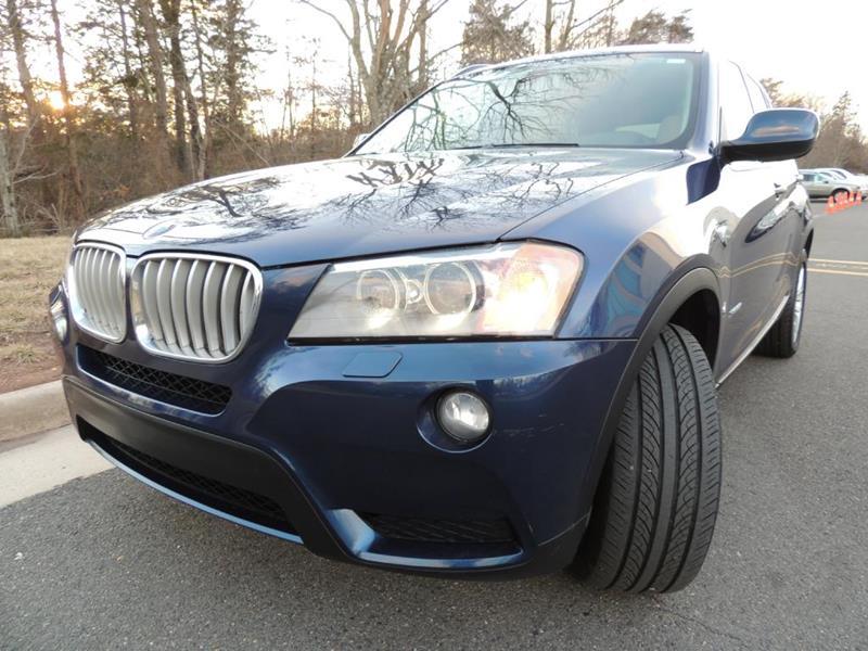 2011 BMW X3 xDrive35i In Chantilly VA - Euro Auto Specialist