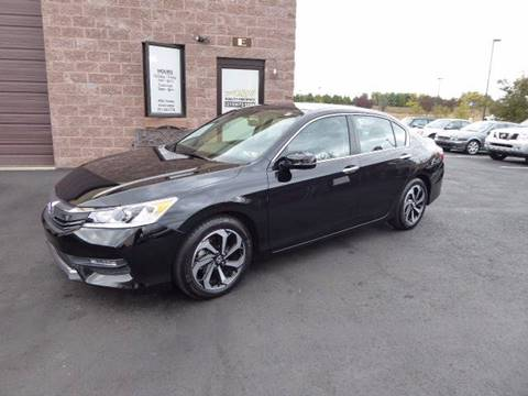 2017 Honda Accord for sale in Warminster, PA