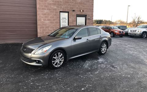 Infinity For Sale >> Infiniti For Sale In Warminster Pa Carnu Auto Sales