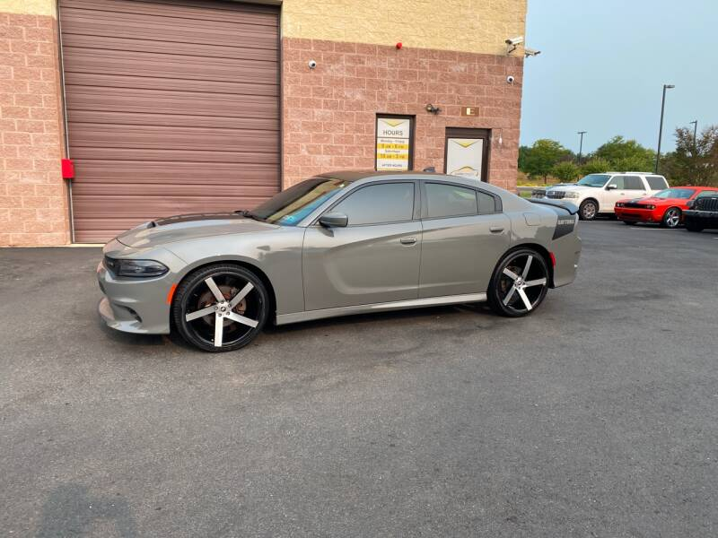 2017 Dodge Charger for sale at CarNu  Sales in Warminster PA