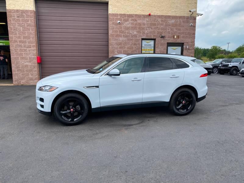 2018 Jaguar F-PACE for sale at CarNu  Sales in Warminster PA