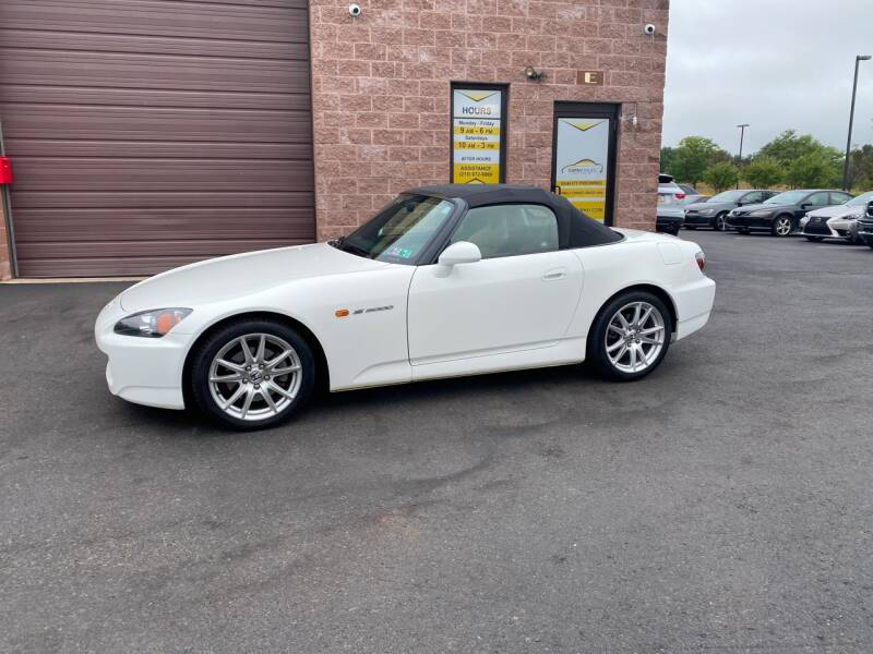 2005 Honda S2000 for sale at CarNu  Sales in Warminster PA