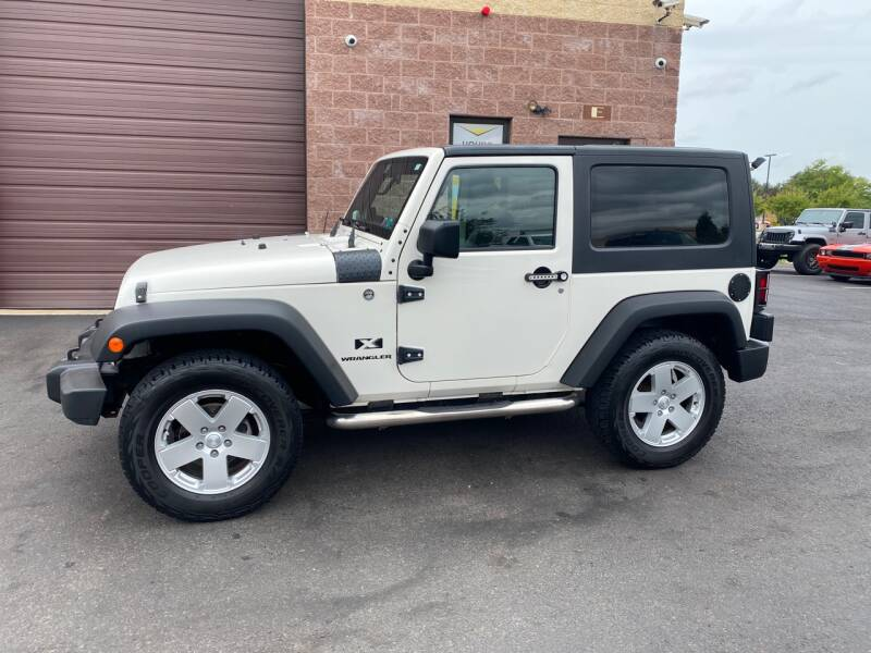 2008 Jeep Wrangler for sale at CarNu  Sales in Warminster PA