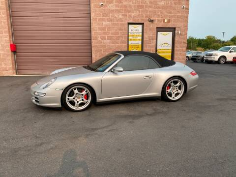 2006 Porsche 911 for sale at CarNu  Sales in Warminster PA