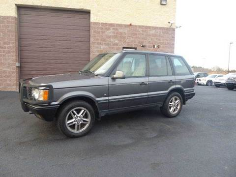 2001 Land Rover Range Rover for sale at CarNu  Sales in Warminster PA