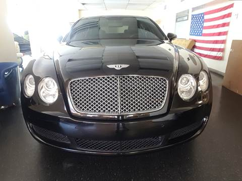 2007 Bentley Continental Flying Spur for sale in Miami, FL