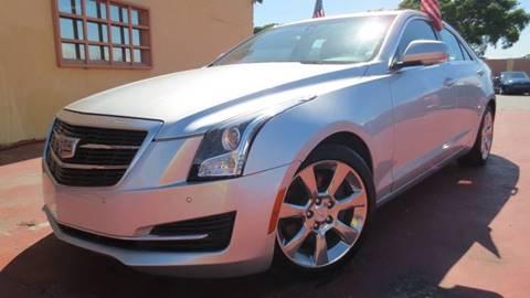 2015 Cadillac ATS for sale in Miami, FL