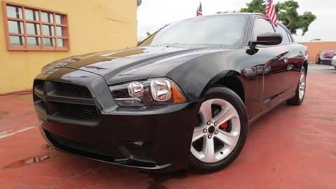 2014 Dodge Charger for sale in Miami, FL