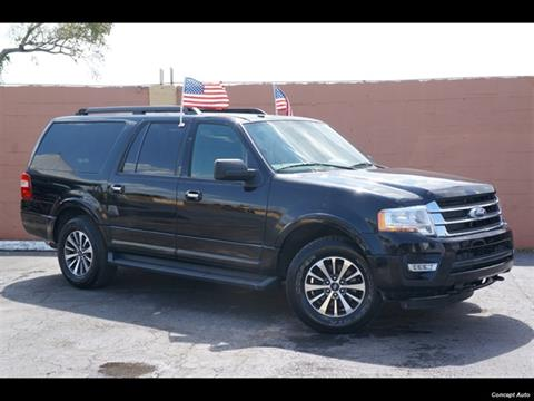Ford Expedition El For Sale In Miami Fl