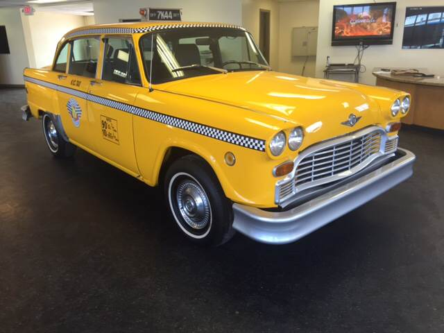 1980 Checker EL TAXI El Taxi - Miami FL