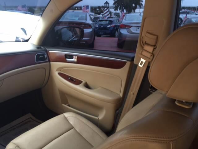 2012 Hyundai Genesis 3.8L V6 4dr Sedan - Miami FL