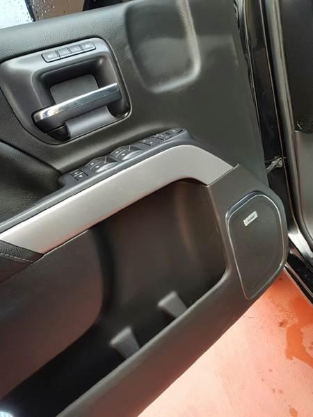2014 Chevrolet Silverado 1500 4x4 LTZ 4dr Crew Cab 5.8 ft. SB w/Z71 - Miami FL