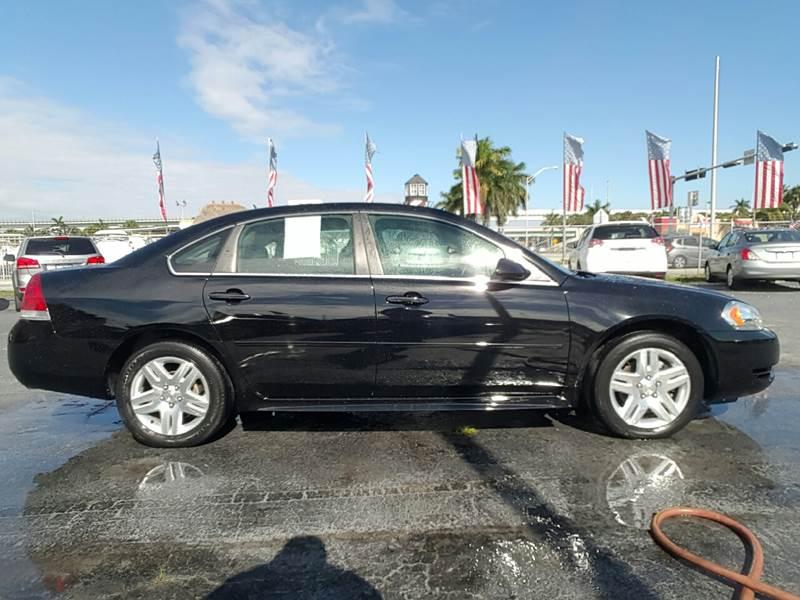 2014 Chevrolet Impala Limited LT Fleet 4dr Sedan - Miami FL