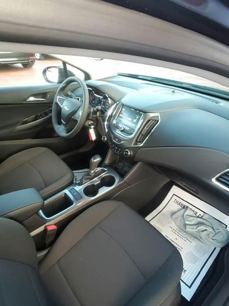 2017 Chevrolet Cruze LT Auto 4dr Sedan w/1SD - Miami FL