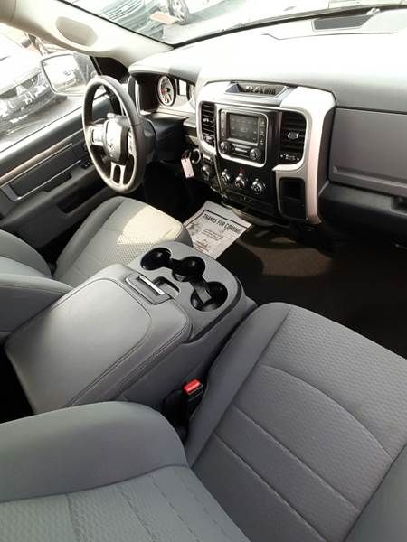 2016 RAM Ram Pickup 1500 4x4 Big Horn 4dr Quad Cab 6.3 ft. SB Pickup - Miami FL