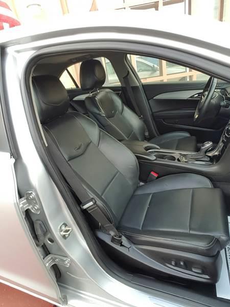 2015 Cadillac ATS 2.0T Luxury 4dr Sedan - Miami FL