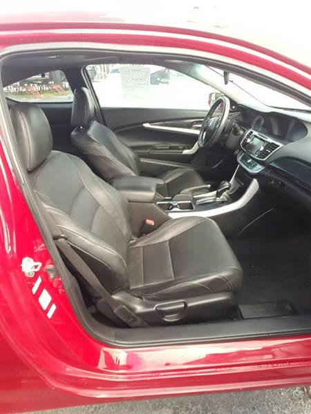 2013 Honda Accord EX-L 2dr Coupe - Miami FL