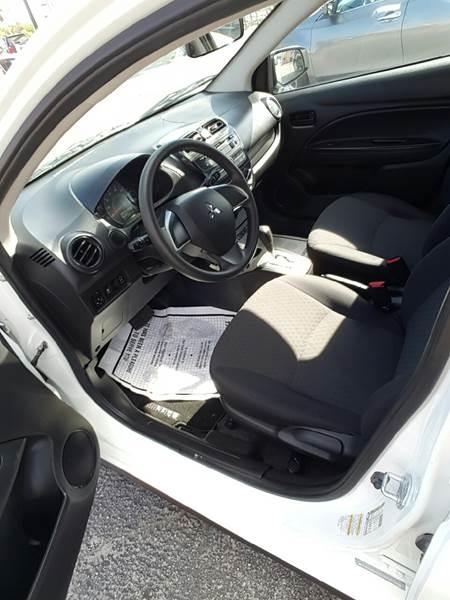 2017 Mitsubishi Mirage ES 4dr Hatchback CVT - Miami FL