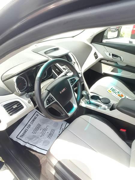 2016 GMC Terrain SLT 4dr SUV - Miami FL