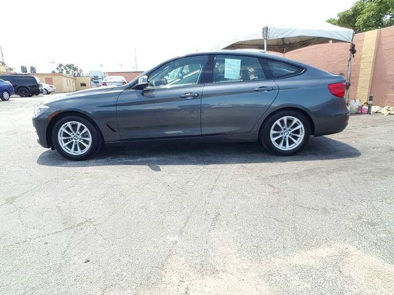 2014 BMW 3 Series AWD 328i xDrive Gran Turismo 4dr Hatchback - Miami FL