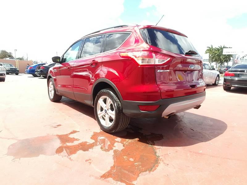 2013 Ford Escape SE 4dr SUV - Miami FL