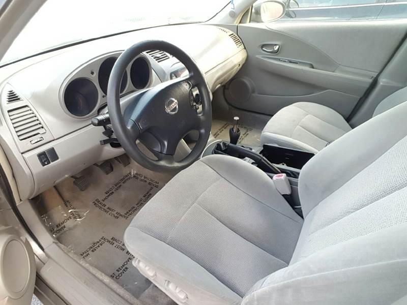 2002 Nissan Altima 2.5 4dr Sedan - Miami FL