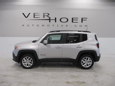 2018 Jeep Renegade for sale at Ver Hoef Automotive Inc in Sioux Center IA