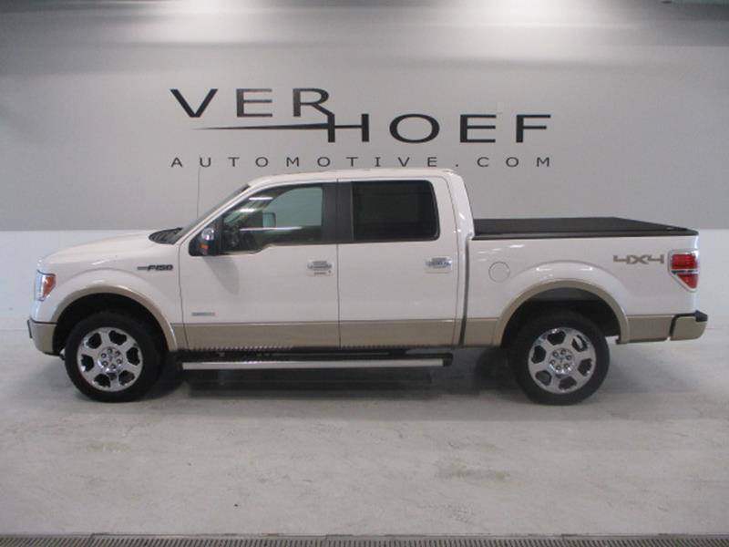 2011 Ford F-150 for sale at Ver Hoef Automotive Inc in Sioux Center IA