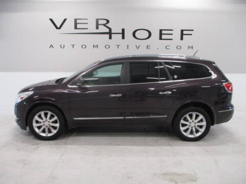 2016 Buick Enclave for sale at Ver Hoef Automotive Inc in Sioux Center IA