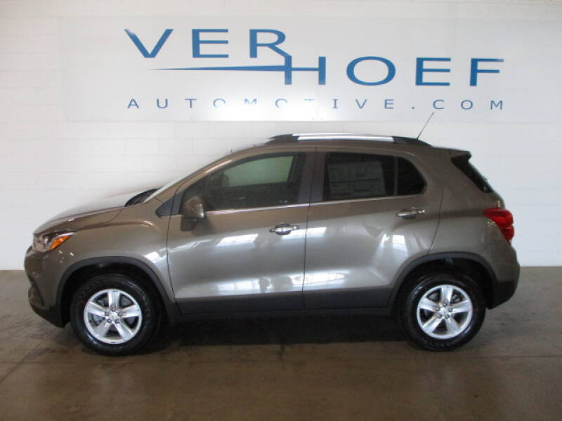2020 Chevrolet Trax for sale at Ver Hoef Automotive Inc in Sioux Center IA
