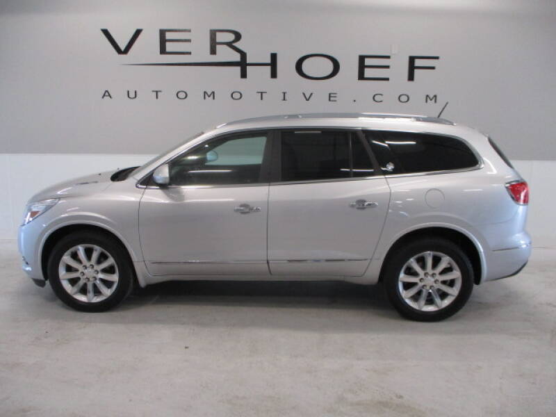 2017 Buick Enclave for sale at Ver Hoef Automotive Inc in Sioux Center IA