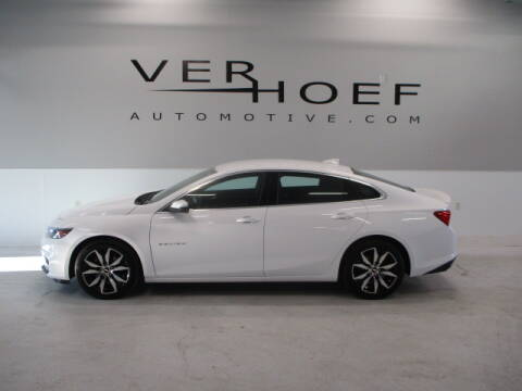 2017 Chevrolet Malibu for sale at Ver Hoef Automotive Inc in Sioux Center IA