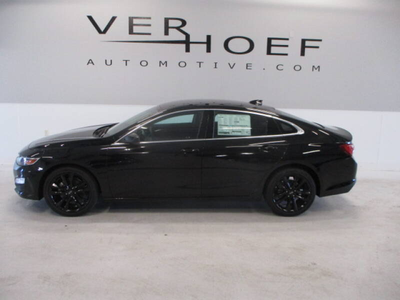 2020 Chevrolet Malibu for sale at Ver Hoef Automotive Inc in Sioux Center IA