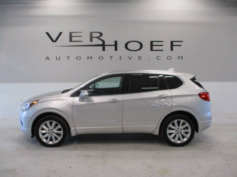 2018 Buick Envision for sale at Ver Hoef Automotive Inc in Sioux Center IA