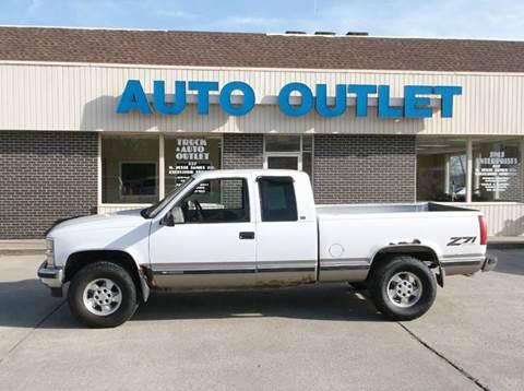 Chevrolet CK 1500 Series For Sale in Missouri  Carsforsalecom