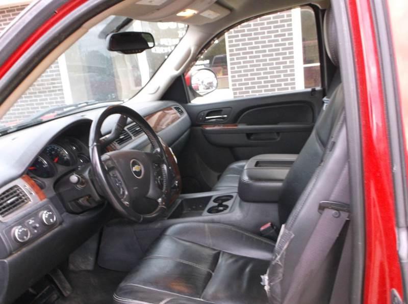 2010 Chevrolet Silverado 1500 4x4 LTZ 4dr Extended Cab 6.5 ft. SB - Excelsior Springs MO