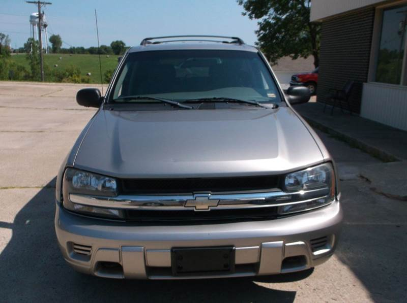 2003 Chevrolet TrailBlazer LS 4WD 4dr SUV - Excelsior Springs MO