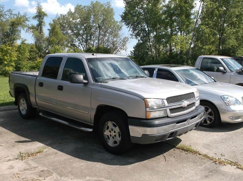 2005 Chevrolet Silverado 1500 4dr Crew Cab LS 4WD SB - Excelsior Springs MO