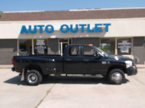 2008 Dodge Ram Pickup 3500 for sale in Excelsior Springs, MO