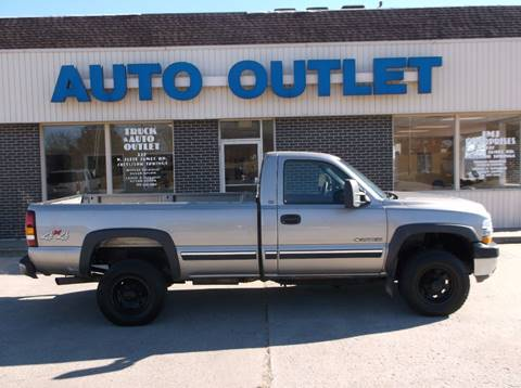 2001 Chevrolet Silverado 2500HD for sale at Truck and Auto Outlet in Excelsior Springs MO