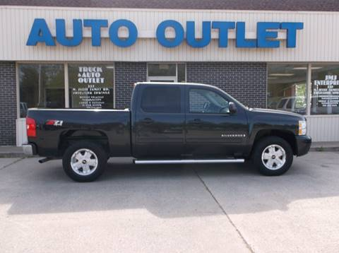 2009 Chevrolet Silverado 1500 for sale at Truck and Auto Outlet in Excelsior Springs MO
