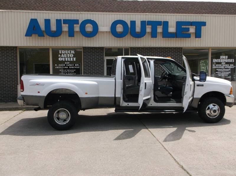 1999 Ford F-350 Super Duty 4dr Crew Cab XLT 4WD LB DRW - Excelsior Springs MO