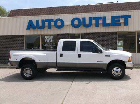1999 Ford F-350 Super Duty for sale at Truck and Auto Outlet in Excelsior Springs MO