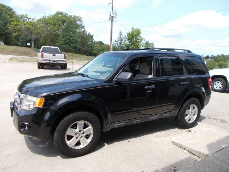 2012 Ford Escape XLT 4dr SUV - Excelsior Springs MO