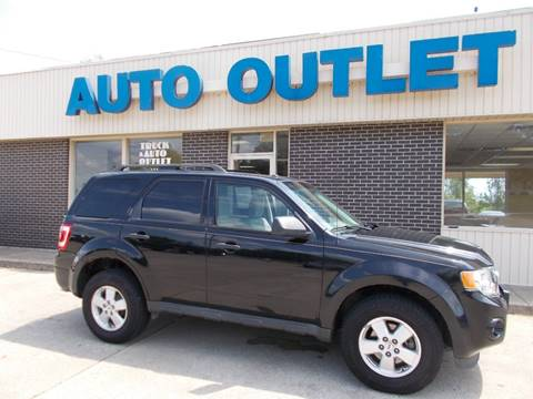 2012 Ford Escape for sale at Truck and Auto Outlet in Excelsior Springs MO